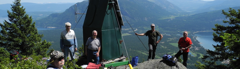 The Shuswap Amateur Radio Club